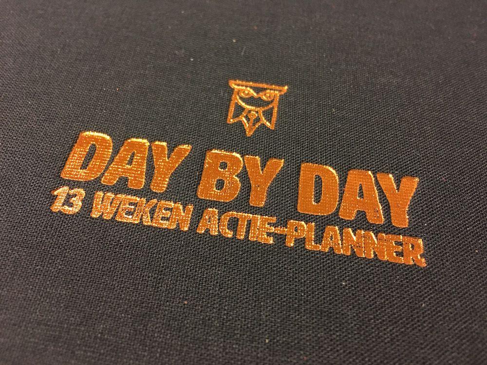Review Twijfelmoeder Day by Day - 13 weken actie planner
