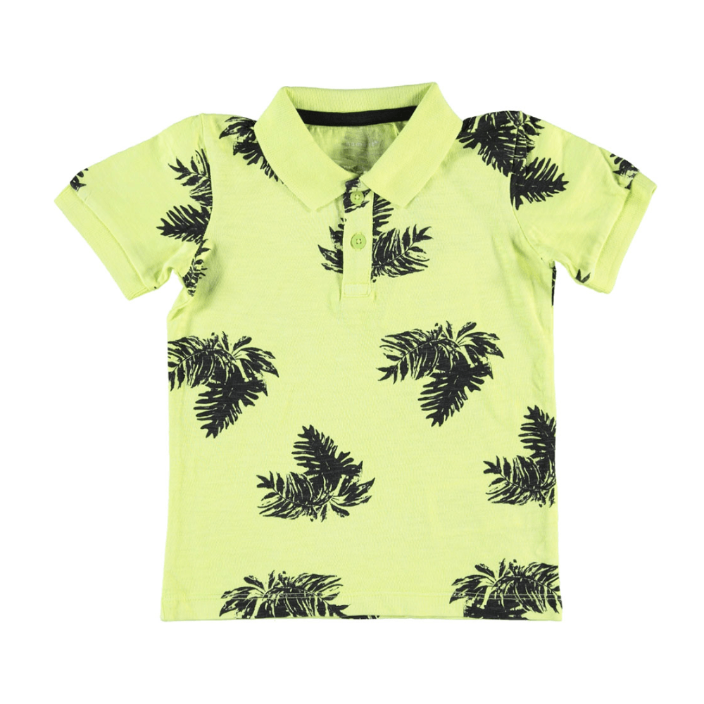 name it neon gele polo zomer 2018